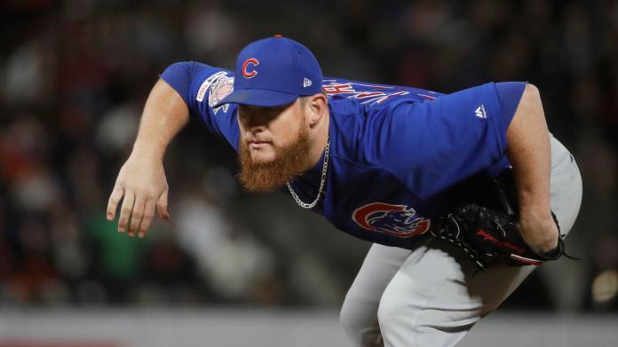 MLB/暫時看不到大鵬展翅 金布瑞右肘「怪怪的」進傷兵