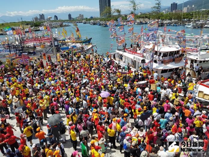 宜蘭空前宗教盛事 北台媽祖文化節熱鬧登場