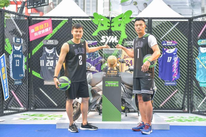 籃球/鬥到底全國總決賽 陳信安PK老戰友陳志忠
