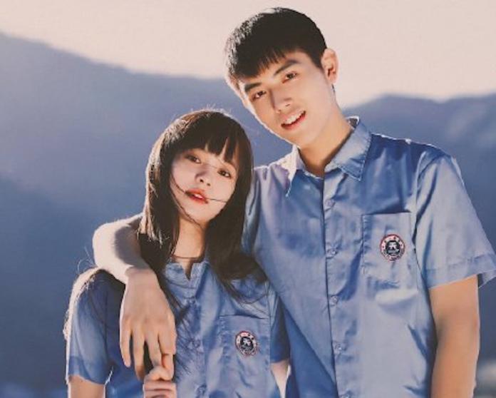 ▲歐陽娜娜和陳飛宇傳出戀情。(圖/翻攝微博)
