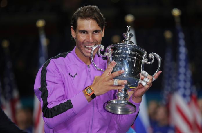 網球/被Nadal稱「對紀錄著迷」 喬帥:說出來有何問題