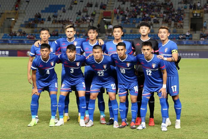 ▲中華男足世界盃資格賽首戰約旦,先發11人。(圖/中華足協提供)