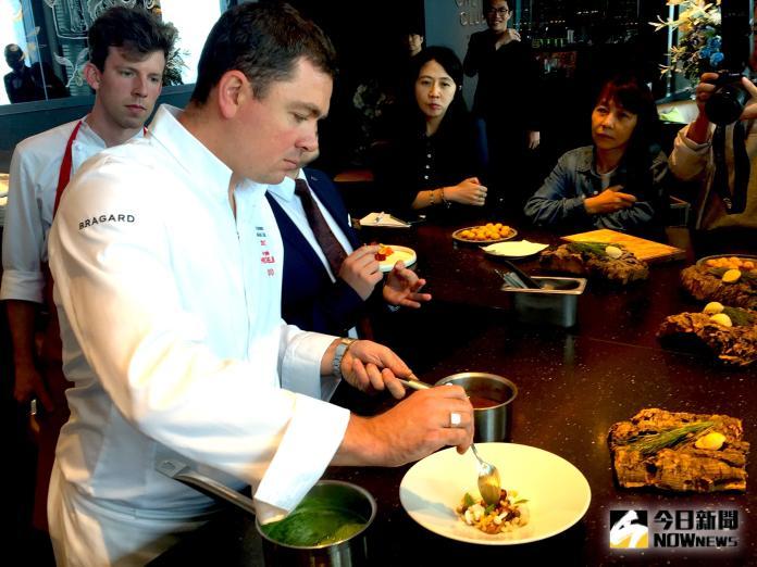 2星米其林主廚進駐台北 日法料理創意交融