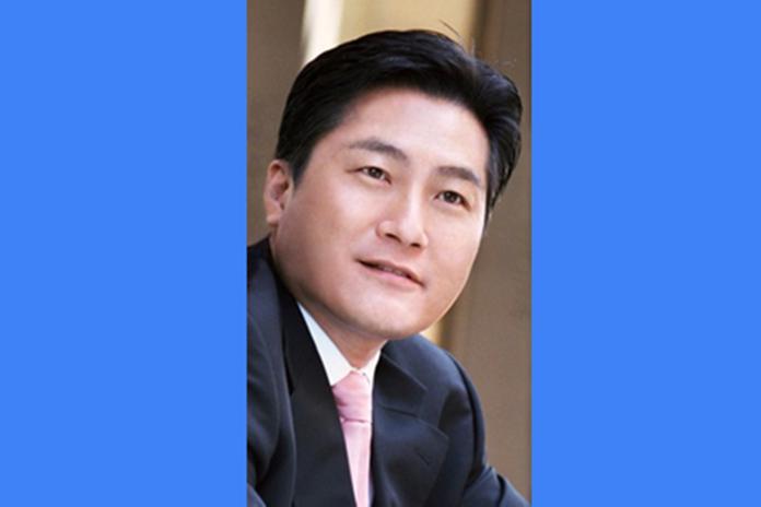 國民黨行管會副主委李福軒。( 圖 / 國民黨提供 )