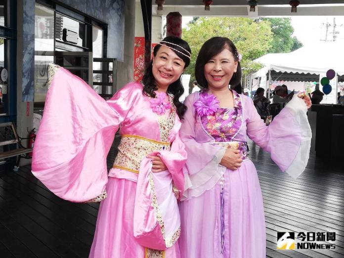 七娘媽會嫦娥 宣告中埔客家文化祭開跑