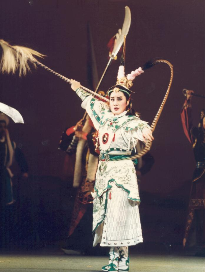 <br> ▲楊麗花戲迷今(10)晚就可在台視重溫國寶級身影。(圖 / 麗生百合提供)