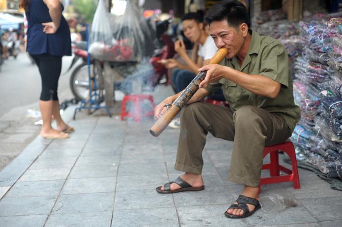竹筒水煙 (圖/Shutterstock)