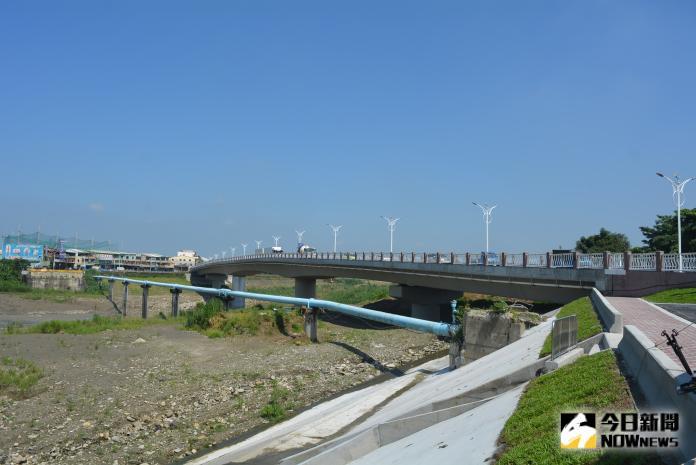 華興橋重建完工 徹底解決橋面淹水情形