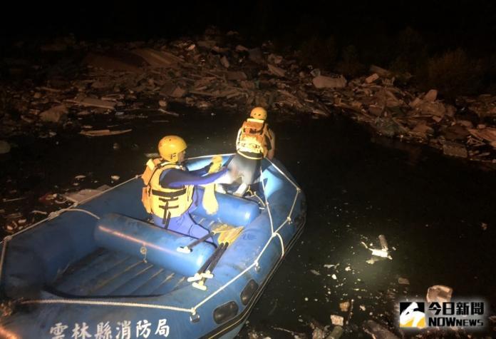 深夜貨車跌入深水坑司機失蹤 今早尋獲已不治