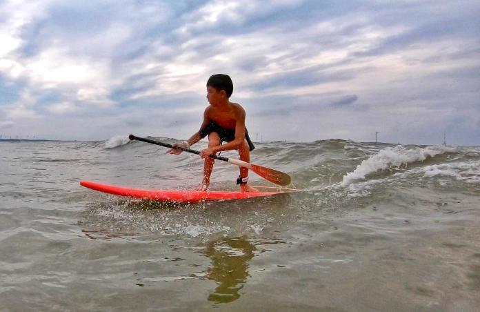 衝浪者的天堂—<b>竹南</b>spot衝浪俱樂部