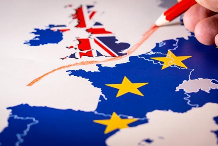 ▲英國脫歐陷入僵局。(圖/翻攝網路)