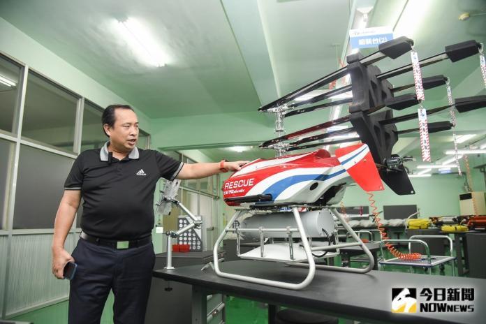 <b>雷虎</b>專訪/遙控模型脫胎換骨 無人機加通訊實力冠全球