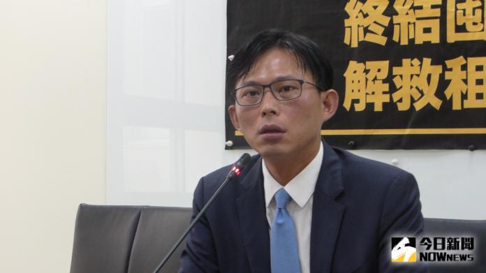 ▲時代力量立委黃國昌。(圖/記者呂炯昌攝, 2019.9.16)
