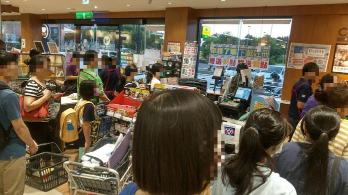 逛超市「排隊結帳」該怎選?常客抖出經驗法則:一定最快
