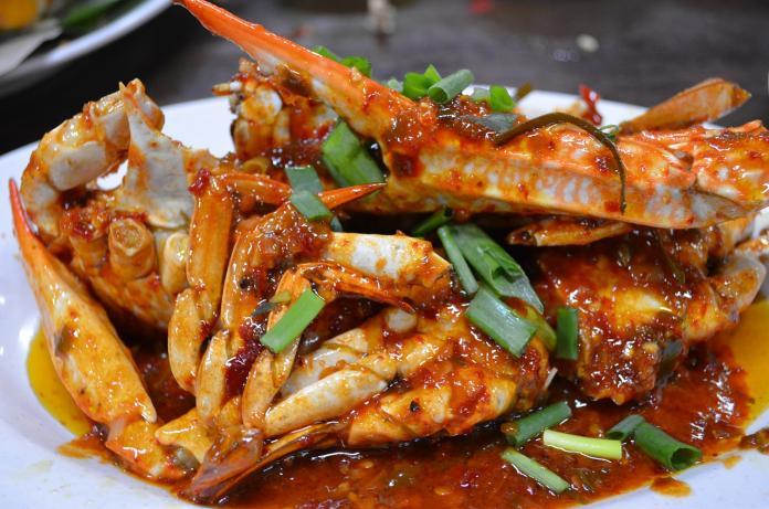 ▲螃蟹含有豐富蛋白質。(圖/取自pixabay)