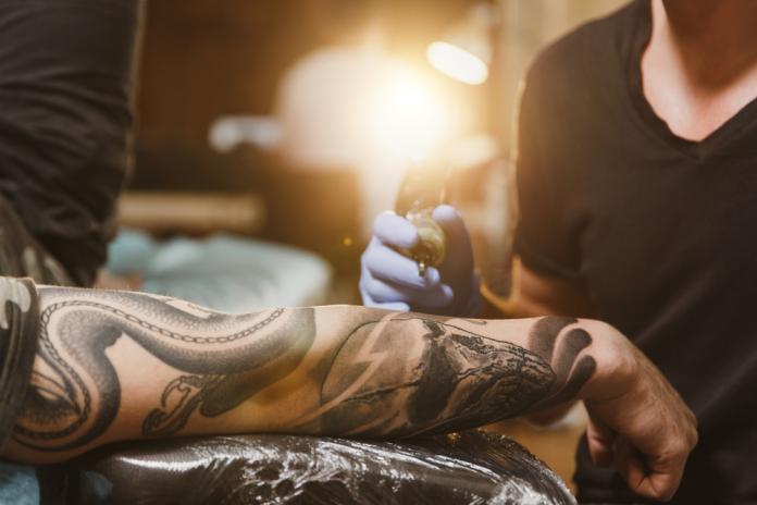 tatoo art shutterstock_769401889
