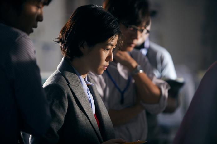 ▲《新聞記者》劇照(圖/天馬行空)