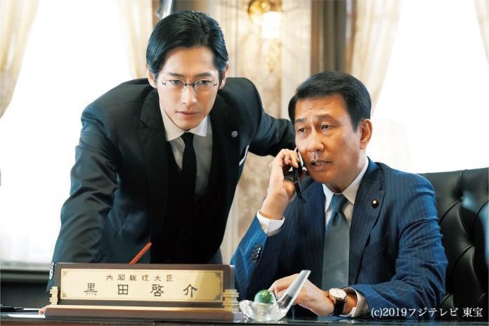 ▲《失憶的總理大臣》劇照(圖/傳影互動)