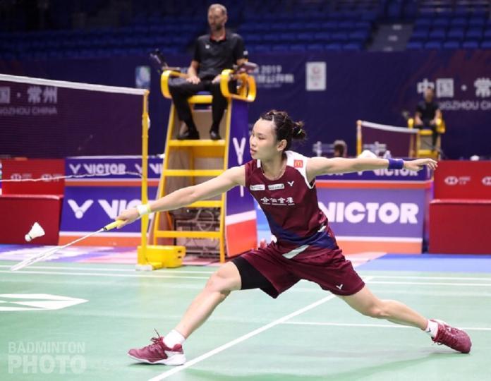 ▲戴資穎(圖/Badminton photo)