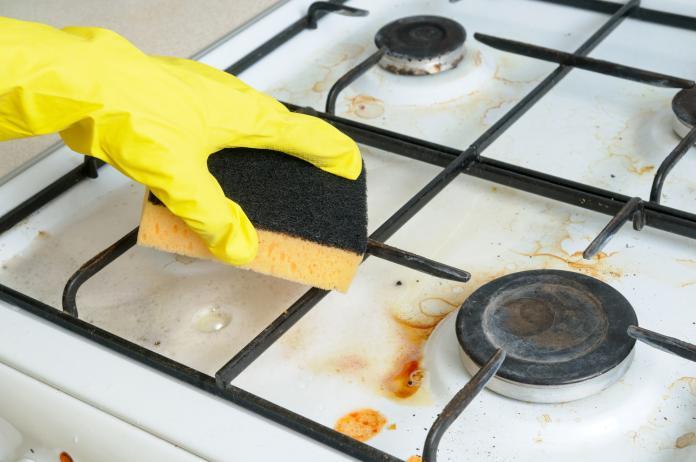 房市/3招妙方 廚房不用清潔劑也能乾淨溜溜