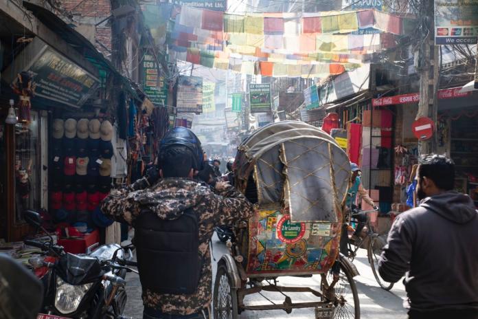 ▲尼泊爾首都加德滿都(Kathmandu)(圖/Pixabay)