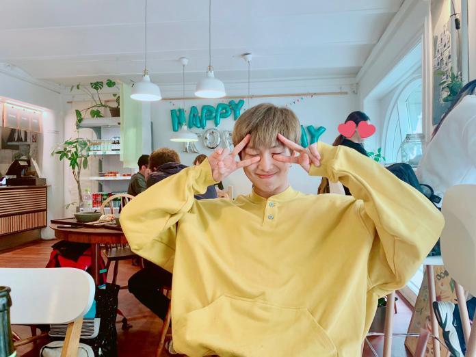 為愛發聲! BTS隊長為聽障學生捐款一億韓元