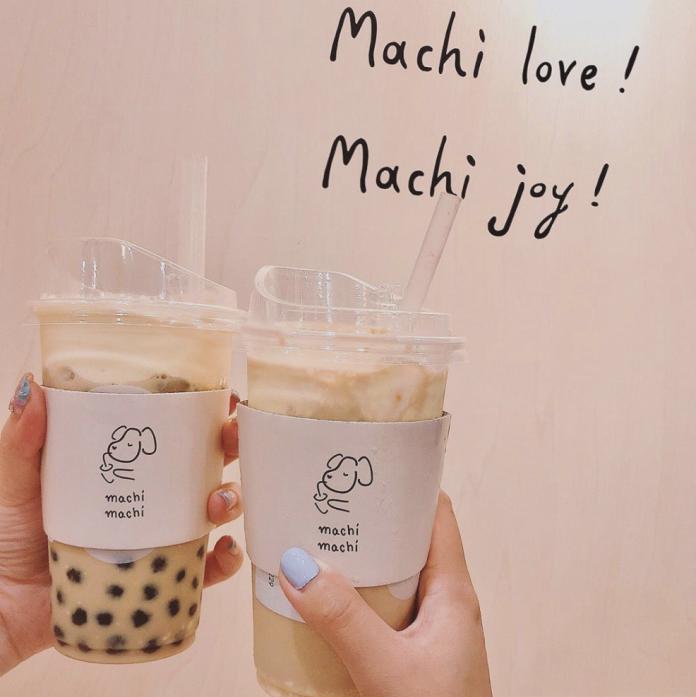 杰倫常常在IG放上喝奶茶的照片。(臉書麥吉machi machi)