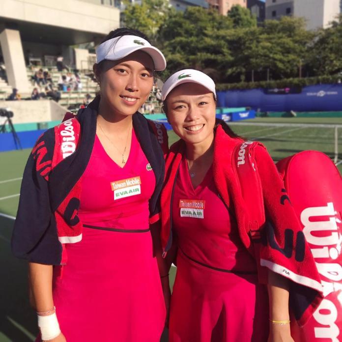 網球/繼謝淑薇後 詹家姊妹第5組獲年終賽資格