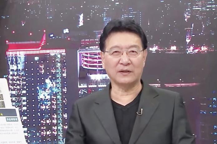 ▲中廣董事長趙少康。(圖/翻攝 Youtube)