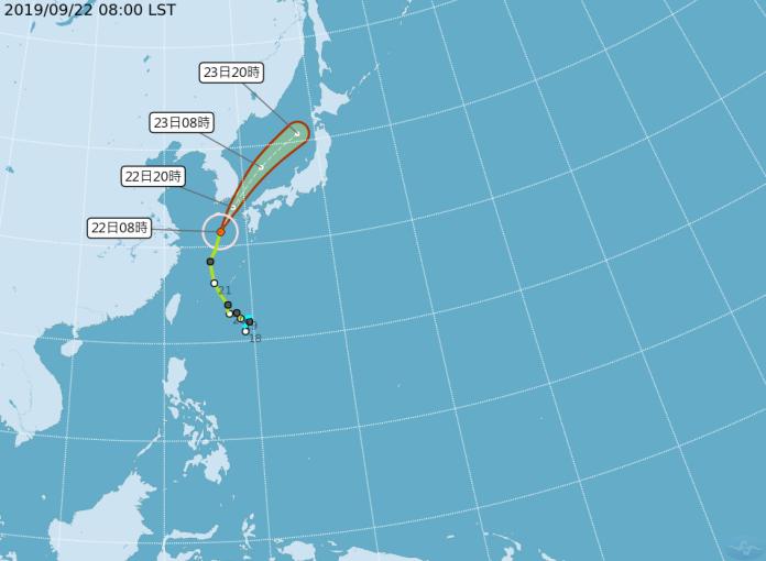 今年颱風特別哈日? <b>賈新興</b>:台灣上空有「金鐘罩」