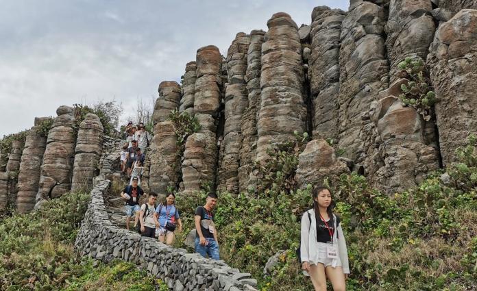 澎湖推金色雙島<b>輕旅行</b> 日本遊客造訪「南進指揮所」