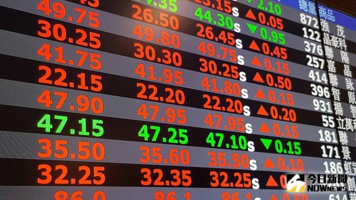 股匯飆升有原因 外資10月淨匯入1300億創21個月新高