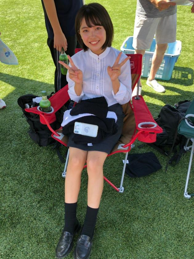 ▲寺本莉緒還只是讀高中的17歲學生。(圖/翻攝推特)