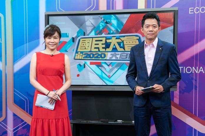 TVBS《<b>國民大會</b>》改版首播 主持人臉書被灌爆