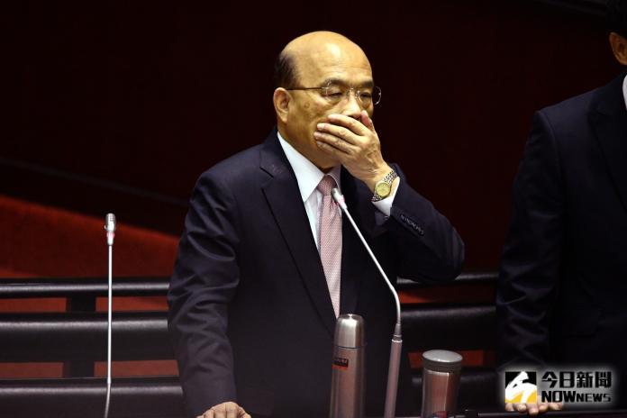 韓國瑜為石油批他全盲 蘇貞昌:沒時間跟他閒扯