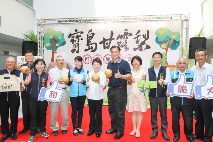 賣掉兩塊地只為它 台灣第一顆本土「甘露梨」上市