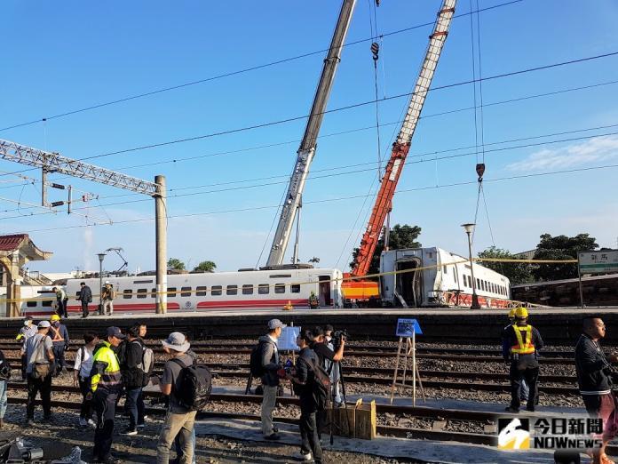 去(107)年10月21日台鐵普悠瑪在蘇澳新馬車站發生翻車事故,造成18人罹難、267人輕重傷