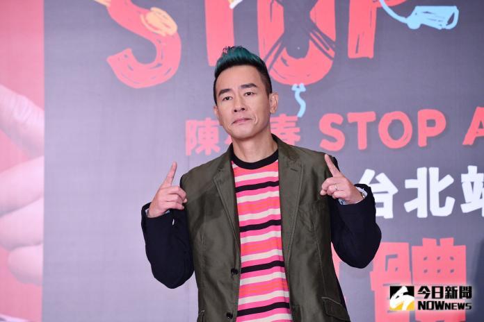 ▲陳小春將首度在台灣舉辦演唱會。(圖/記者林柏年攝,