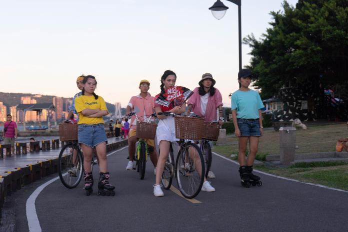 <br> ▲MV全片都在「青春山海線」沿線景點拍攝。(圖/新北市觀光局提供)