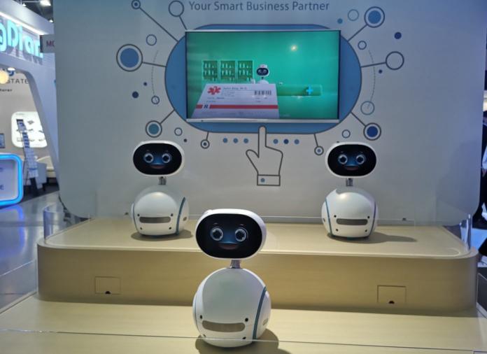 2019大數據分析各國政府「人工智慧發展準備」,新加坡名列世界第一。 (圖/記者劉士成攝)