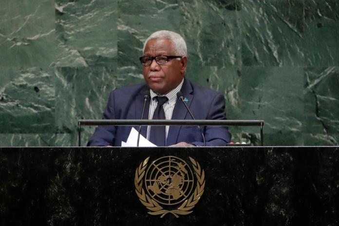 反對台索斷交遭解職 索國前總理曝蘇嘉瓦瑞「都在說謊」