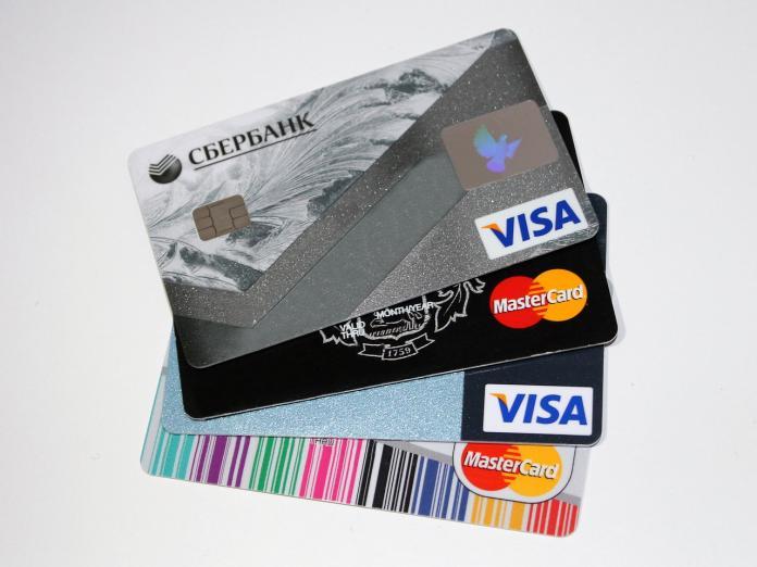 ▲信用卡。(示意圖/取自 Pixabay )