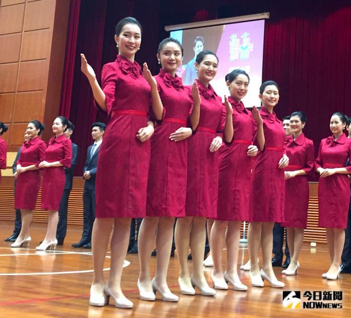 銘傳服務隊國慶大使亮相 全員急救訓練禮賓服務再升級