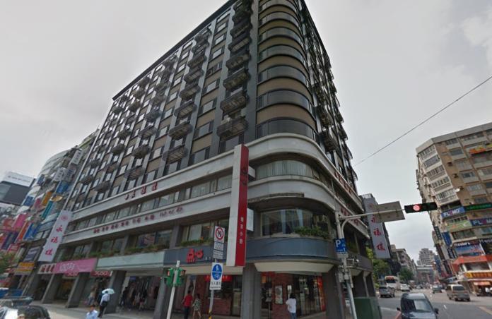 ▲永福樓原址位於東區精華地段。(圖/翻攝自Google Map)