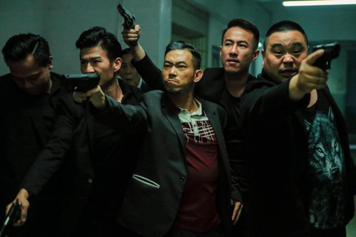 ▲《江湖無難事》劇照(圖/華映)