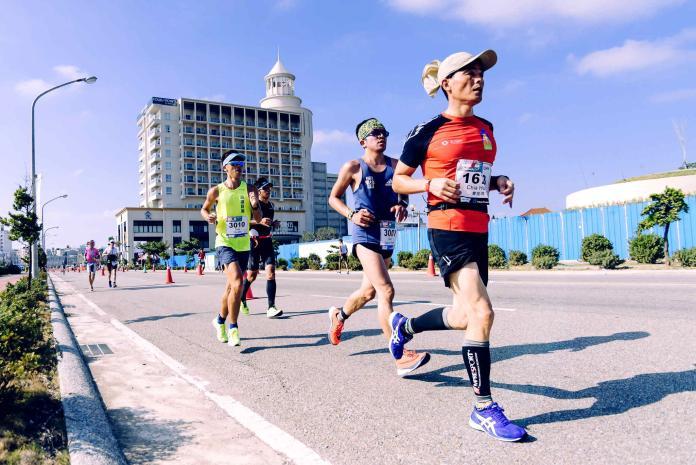 226KM淬鍊 澎湖國際鐵人三項賽29日嵵裡沙灘開賽