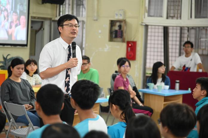 「在地老師都是<b>名師</b>」 張明文:教育行政就是搭舞台