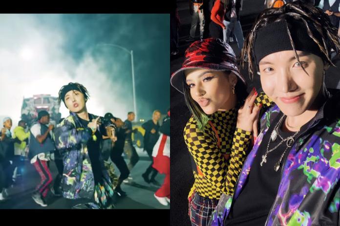 BTS J-HOPE〈雞湯麵〉藏幼幼版成員 揪50人「揮動雞翅」