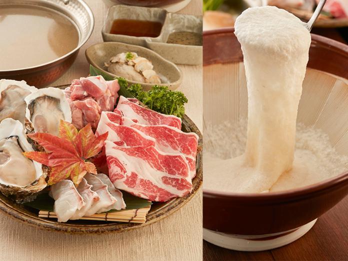 超高CP季節鍋物曝行家吃法 日本山藥配進口牡蠣