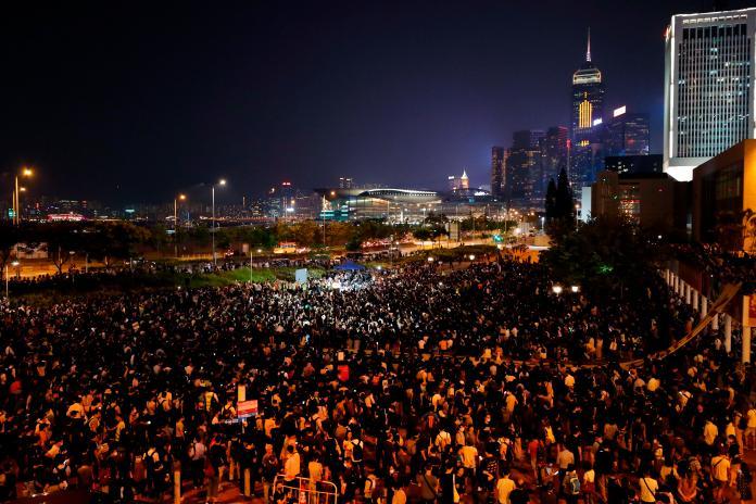 928雨傘革命五周年集會獲准 港<b>週末</b>或再爆發大規模衝突
